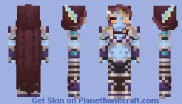 Sylvanas Windrunner - WoW (Request) Minecraft Skin