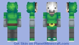 DON'T WORRY ITS JUST A DREAM Minecraft Skin