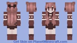 ~*Holidays*~ Minecraft Skin