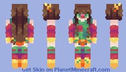 + Reindeer + Minecraft Skin