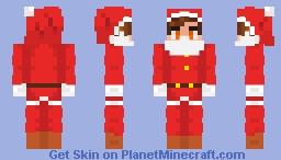 Achievement get!  Rudolph the red-nosed reindeer Minecraft Skin