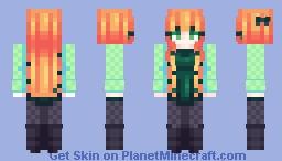 🎄 Christmas Tree Farm 🎄 Minecraft Skin