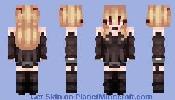 ~ Misa Amane ~ | Death Note Minecraft Skin