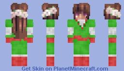 Gifts Coordinator (Elf Yourself 2020!) Minecraft Skin