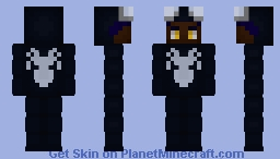 *insert huge symphony* Minecraft Skin
