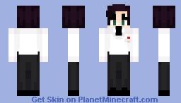 ~PowerPuffs-Professor~ Minecraft Skin