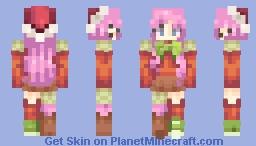 reshade - mellieee_ Minecraft Skin
