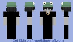 ! Minecraft Skin
