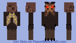 Mothboy | Deep Dark Skin Contest Minecraft Skin
