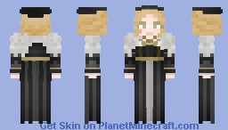 Winter Furs Minecraft Skin