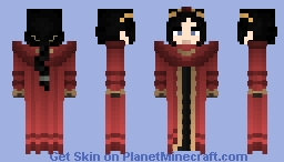 [LOTC] Baroness of Antioch Minecraft Skin