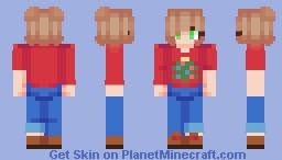 Oh Christmas Tree... Minecraft Skin