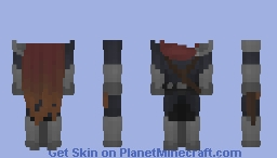 {𝖓𝖊𝖕𝖊𝖓𝖙𝖍𝖎𝖆𝖑} Assassin (without OC -Do NOT use in TC-) Minecraft Skin