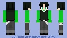 ~Rowdyruffboys - Butch~ Minecraft Skin