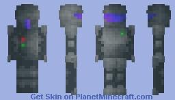 Soldier Rebooted Minecraft Skin
