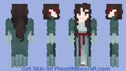 Daughter of Dragons Minecraft Skin