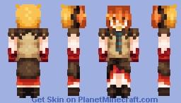 ~ Rio Ranger ~ | Your Turn To Die Minecraft Skin