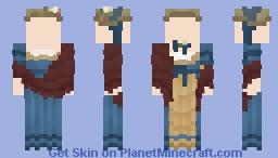 [LOTC] Garden Walks Minecraft Skin