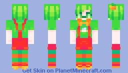 Jake English [ Trickster Mode ] Minecraft Skin
