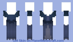 Lady in Blue ~DO NOT USE~ Minecraft Skin