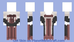 [LOTC] Traditional Hanfu Minecraft Skin