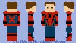Spider-Man (Unmasked) - MCU