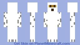 25 Days of Skinmas | #19 Snowy Bird Minecraft Skin