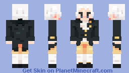 William Pitt the Younger :) Minecraft Skin