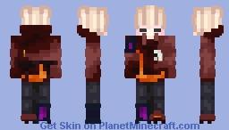 Nether Sweater Minecraft Skin