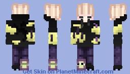 End sweater Minecraft Skin