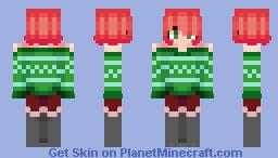 𝑀𝑒𝓇𝓇𝓎 𝐸𝓋𝑒𝓇𝓎𝓉𝒽𝒾𝓃𝑔 & 𝐻𝒶𝓅𝓅𝓎 𝒜𝓁𝓌𝒶𝓎𝓈! Minecraft Skin
