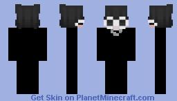 Good glasses Minecraft Skin