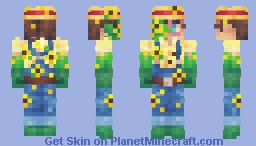 ❀𝒮𝓊𝓃𝓈𝒽𝒾𝓃𝑒 𝒶𝓃𝒹 𝐼𝒸𝑒𝒹 𝒯𝑒𝒶❀ Minecraft Skin