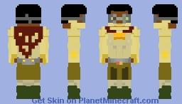Agent N_Zie | The Desert Soldier - Custom Nate
