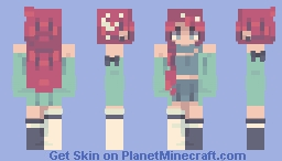 Star dust Minecraft Skin