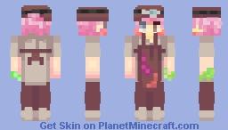 Painter Minecraft Skin
