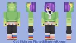 Byte !! Minecraft Skin