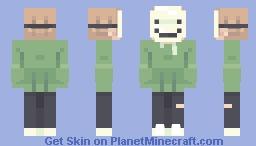 Dream Minecraft Skin
