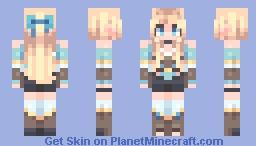 adventure time Minecraft Skin