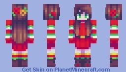 magical christmas Minecraft Skin
