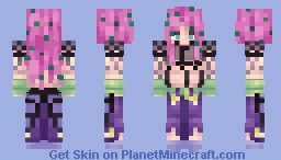 Diavolo, because my friend wanted me to Minecraft Skin