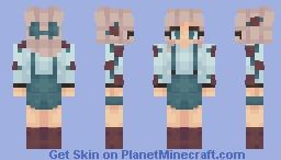 Roses {FANSKIN FOR CARAROSE} Minecraft Skin