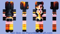| Burn & Crumble | ~* Marma *~ Skin Re-do Minecraft Skin
