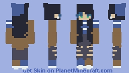 New Year RC Minecraft Skin