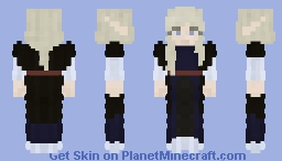 [LoTC] Tired Mother Minecraft Skin