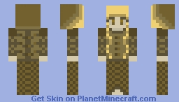 Old-Fashioned Beauty | A Swing and a Miss! || Old-Fashion Cartoon Palette Skin Contest Entry Minecraft Skin
