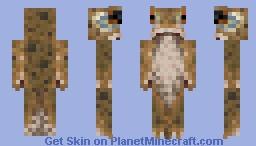 Frog (Prize) Minecraft Skin