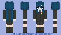 Saihate Minecraft Skin