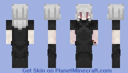 [MANGA SPOILERS] Shigaraki Tomura ALL FOR ONE Minecraft Skin