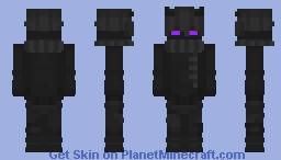 End Demon Minecraft Skin
